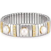 bracelet femme bijoux Nomination N.Y. 042491/013