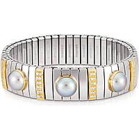 bracelet femme bijoux Nomination N.Y. 042491/014