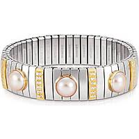 bracelet femme bijoux Nomination N.Y. 042491/015