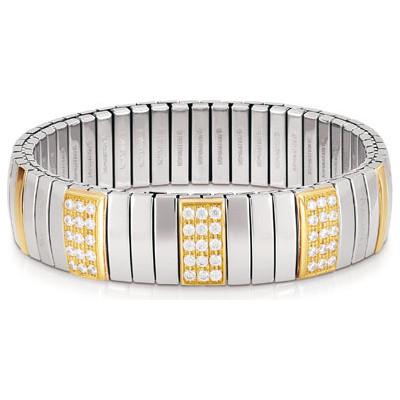 bracelet femme bijoux Nomination N.Y. 042493/001