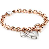 bracelet femme bijoux Nomination Rock In Love 131804/011