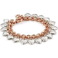 bracelet femme bijoux Nomination Rock In Love 131805/011