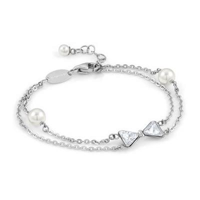 bracelet femme bijoux Nomination Swarovski 026902/001