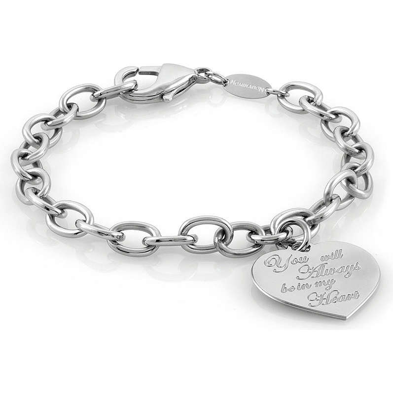 bracelet femme bijoux Nomination SWEETHEART 026112/014