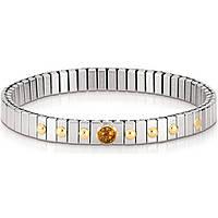 bracelet femme bijoux Nomination Xte 042101/001