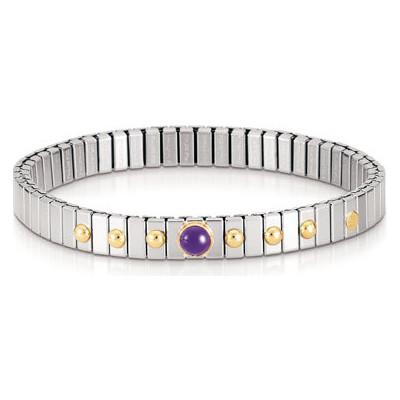 bracelet femme bijoux Nomination Xte 042102/002