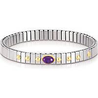 bracelet femme bijoux Nomination Xte 042104/002