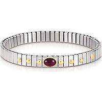 bracelet femme bijoux Nomination Xte 042104/010