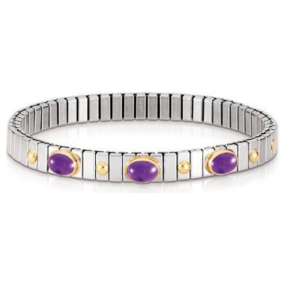 bracelet femme bijoux Nomination Xte 042106/002