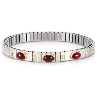 bracelet femme bijoux Nomination Xte 042106/010