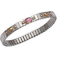 bracelet femme bijoux Nomination Xte 042139/006