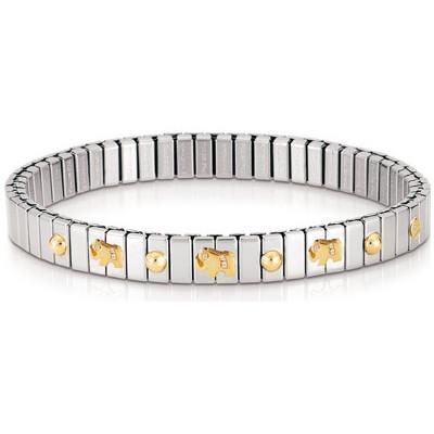 bracelet femme bijoux Nomination Xte 042202/001