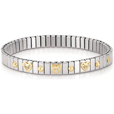 bracelet femme bijoux Nomination Xte 042202/006
