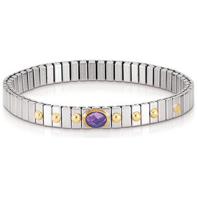bracelet femme bijoux Nomination Xte 042501/001