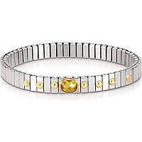 bracelet femme bijoux Nomination Xte 042501/002