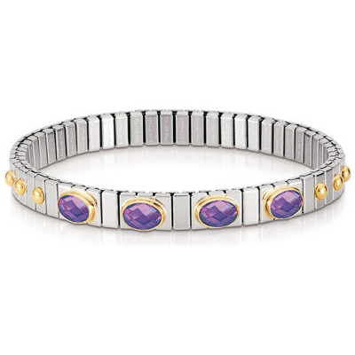 bracelet femme bijoux Nomination Xte 042502/001