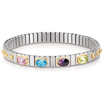 bracelet femme bijoux Nomination Xte 042502/009