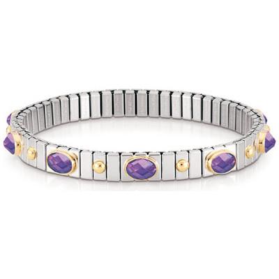 bracelet femme bijoux Nomination Xte 042503/001
