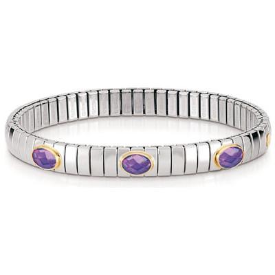 bracelet femme bijoux Nomination Xte 042505/001