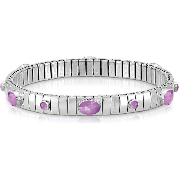 bracelet femme bijoux Nomination Xte 043322/002