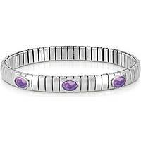 bracelet femme bijoux Nomination Xte 043470/001