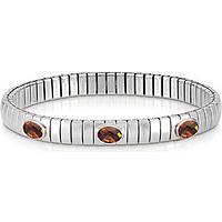 bracelet femme bijoux Nomination Xte 043470/012