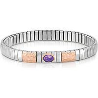 bracelet femme bijoux Nomination Xte 044021/001