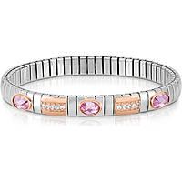 bracelet femme bijoux Nomination Xte 044024/003