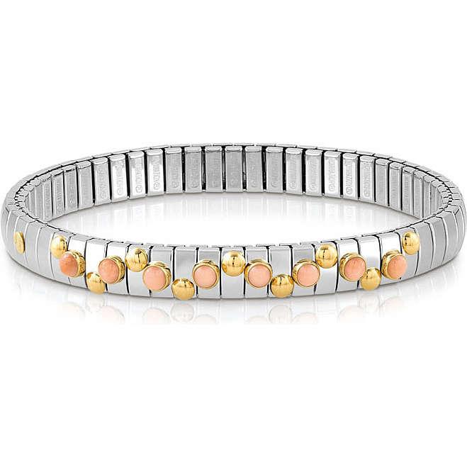 bracelet femme bijoux Nomination Xte 044602/006