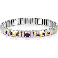 bracelet femme bijoux Nomination Xte 044603/013