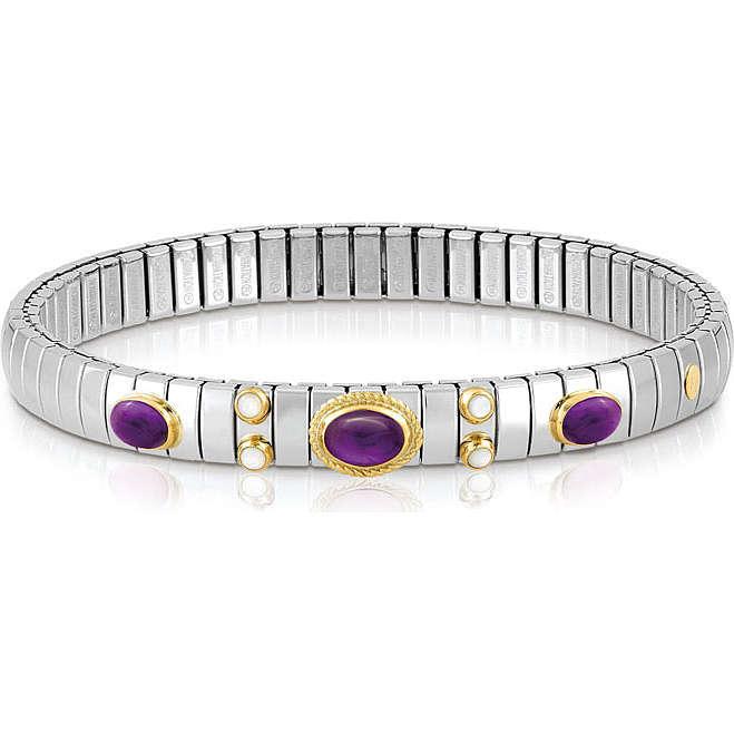 bracelet femme bijoux Nomination Xte 044604/013