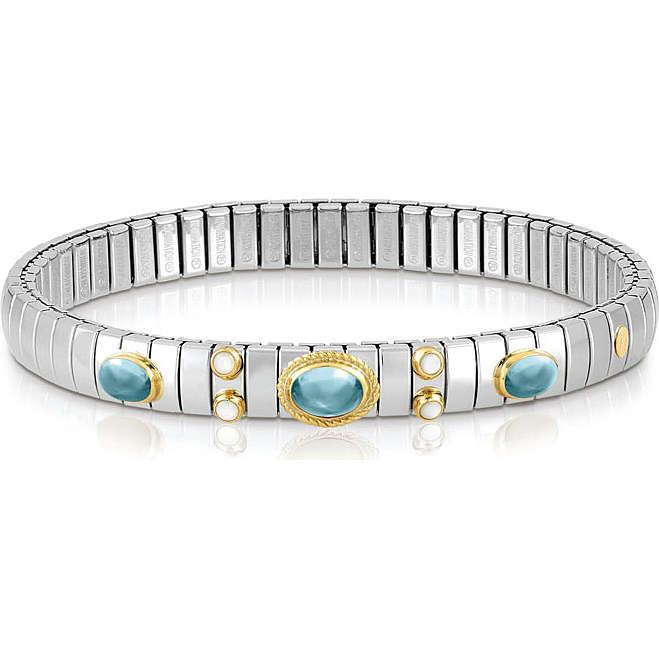 bracelet femme bijoux Nomination Xte 044604/025