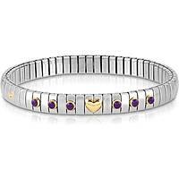 bracelet femme bijoux Nomination Xte 044609/013