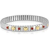 bracelet femme bijoux Nomination Xte 044610/005