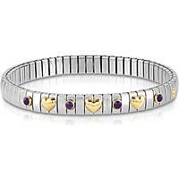 bracelet femme bijoux Nomination Xte 044610/013