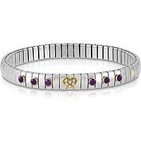 bracelet femme bijoux Nomination Xte 044612/013