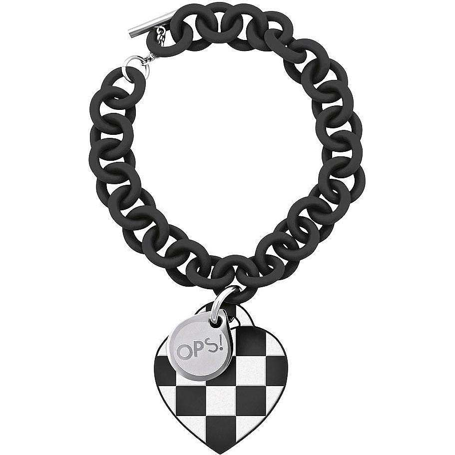 bracelet femme bijoux Ops Objects Damier OPSBR-101