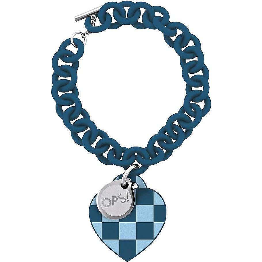 bracelet femme bijoux Ops Objects Damier OPSBR-105