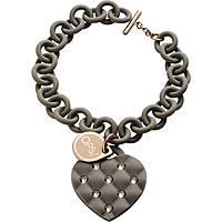 bracelet femme bijoux Ops Objects Matelassè Crystal OPSBR-231