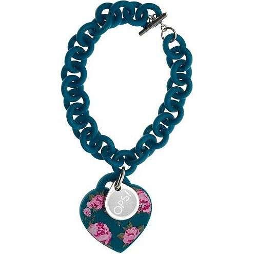 bracelet femme bijoux Ops Objects Ops! Pied De Poule OPSBR-156