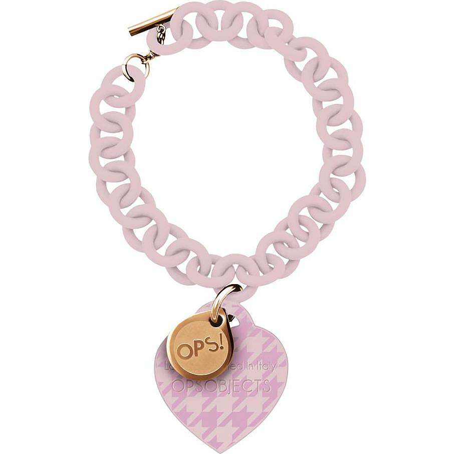 bracelet femme bijoux Ops Objects Ops! Pied De Poule OPSBR-161