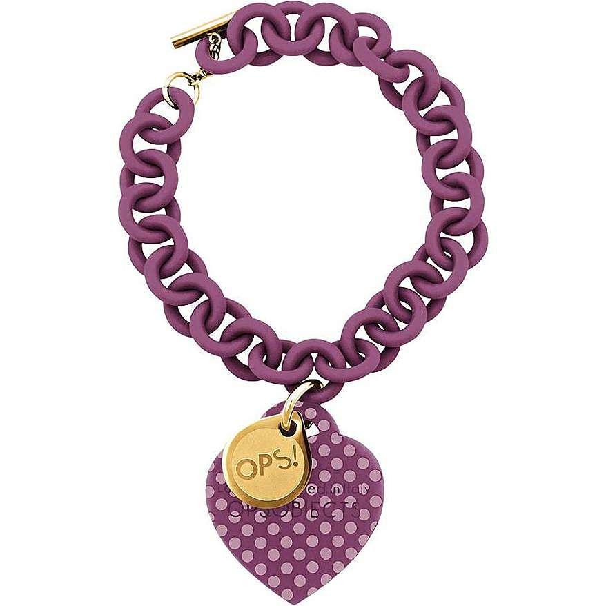 bracelet femme bijoux Ops Objects Pois OPSBR-36