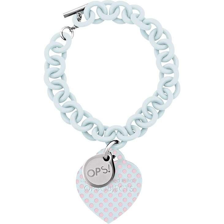 bracelet femme bijoux Ops Objects Pois OPSBR-94