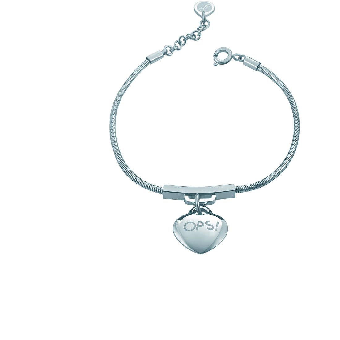 bracelet femme bijoux Ops Objects Snake OPSBR-364