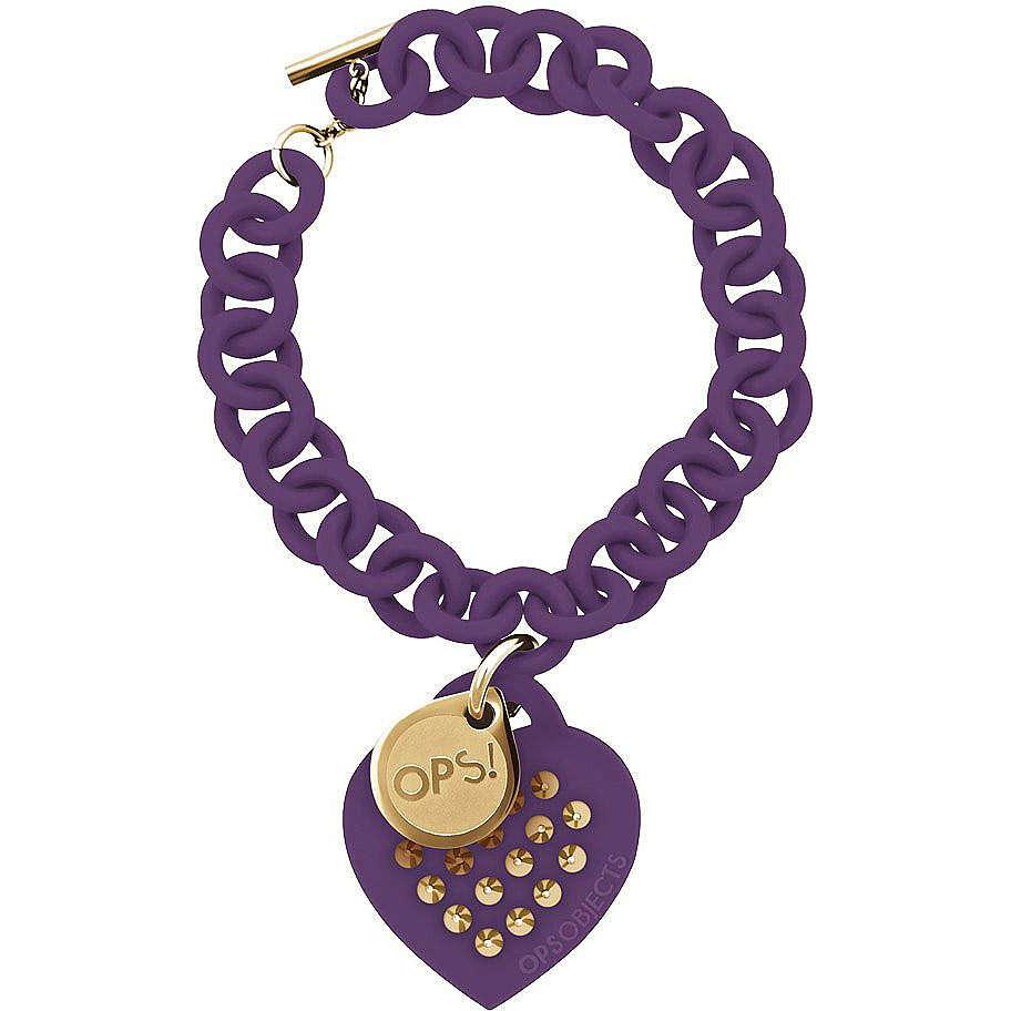 bracelet femme bijoux Ops Objects Stud OPSBR-79