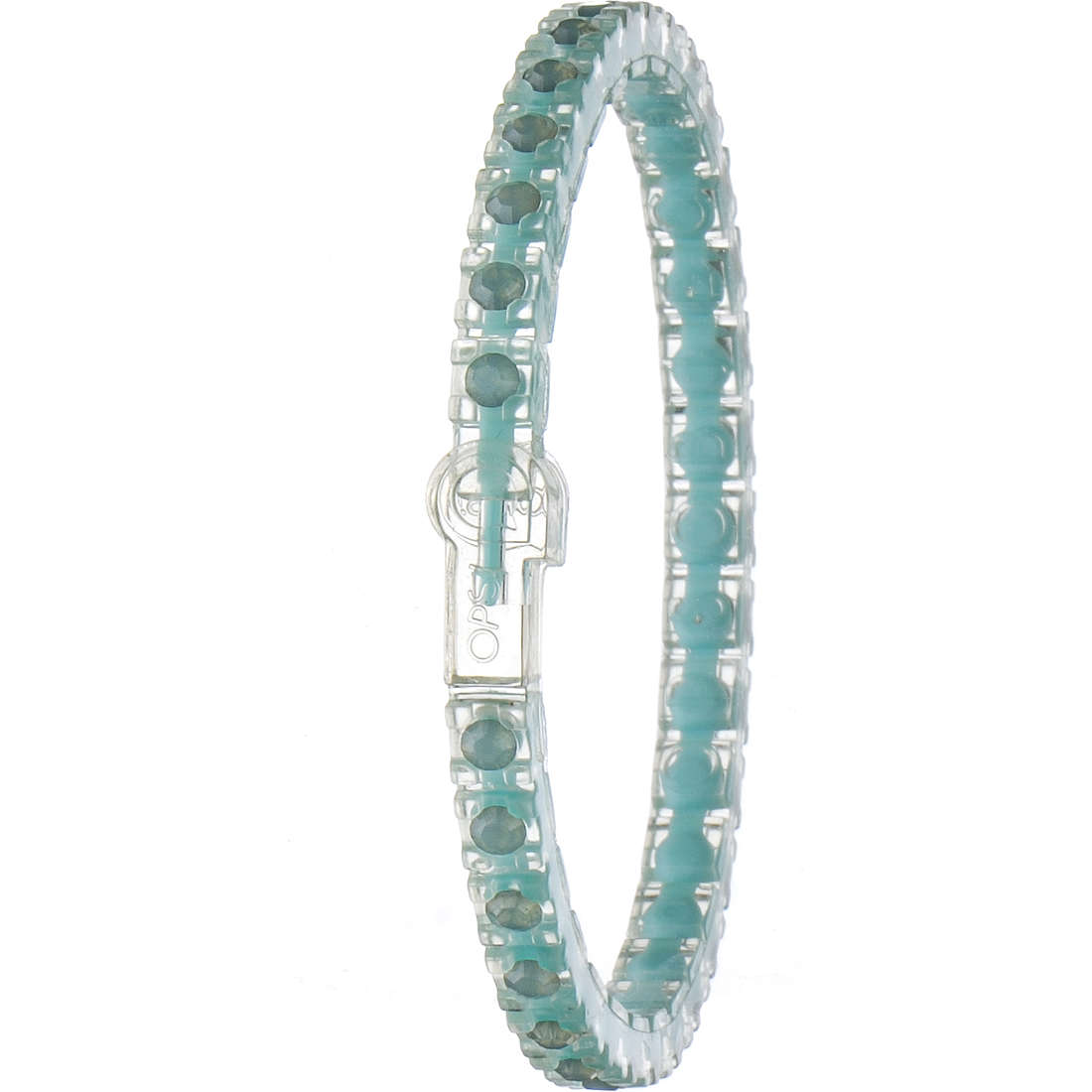 bracelet femme bijoux Ops Objects Tennis Nude OPSTEW-68