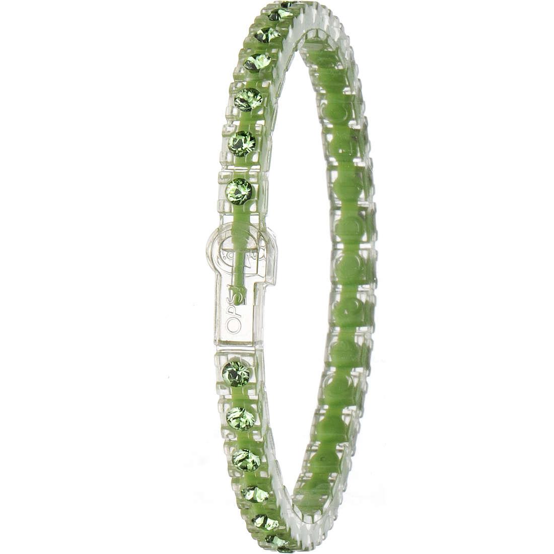 bracelet femme bijoux Ops Objects Tennis Nude OPSTEW-70