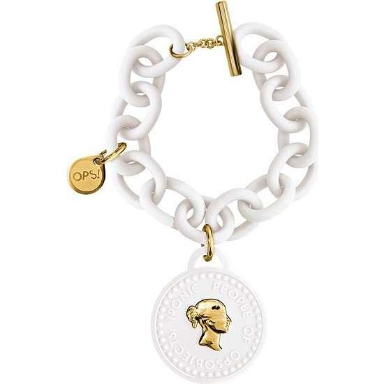 bracelet femme bijoux Ops Objects Tresor OPSKBR1-01