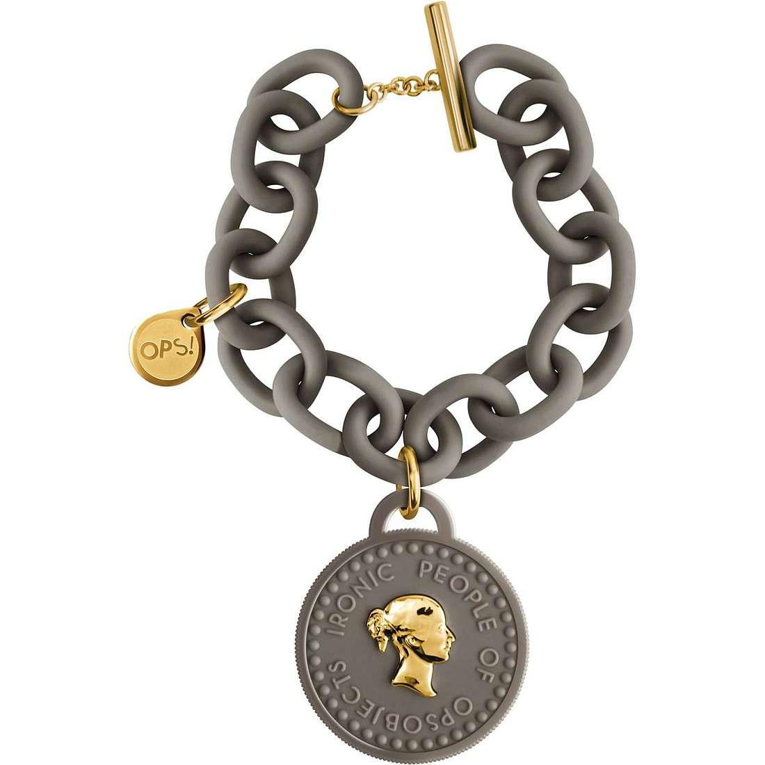 bracelet femme bijoux Ops Objects Tresor OPSKBR1-12