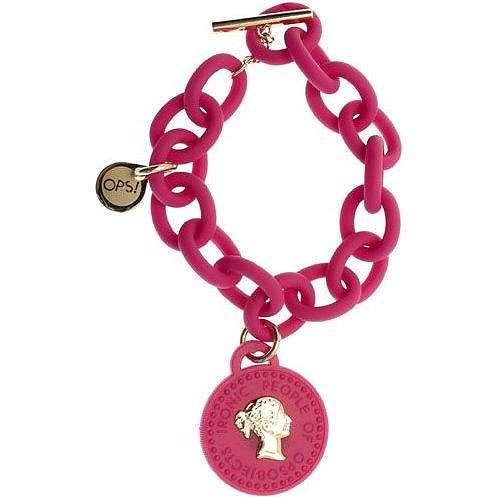 bracelet femme bijoux Ops Objects Tresor OPSKBR1-15